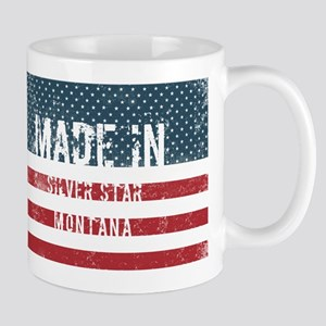 Made in Silver Star, Montana Mugs