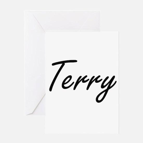 Terry Name Design