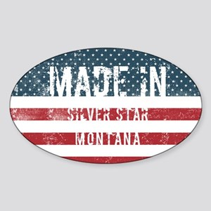 Made in Silver Star, Montana Sticker