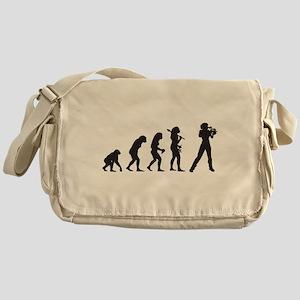 Airsofting Messenger Bag