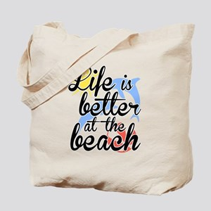 Beach Life Summer Fun Tote Bag