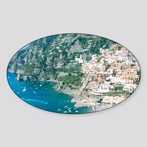 Italy Sticker (Oval)