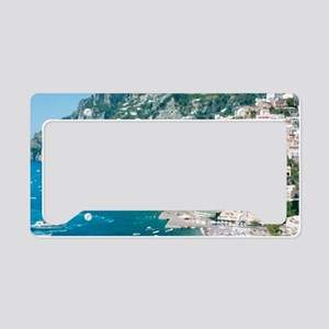 Italy License Plate Holder