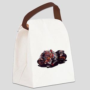 nicky hayden Canvas Lunch Bag