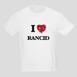 I Love Rancid T-Shirt