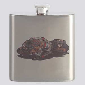 nicky hayden Flask