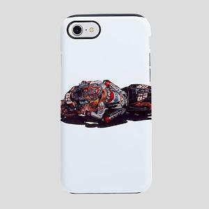 nicky hayden iPhone 8/7 Tough Case