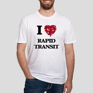 I Love Rapid Transit T-Shirt
