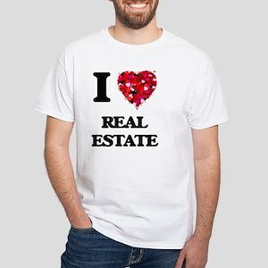 I Love Real Estate T-Shirt