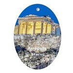 Athens Ornament (Oval)