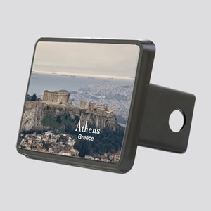 Athens Rectangular Hitch Cover