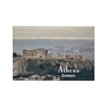 Athens Rectangle Magnet (100 pack)