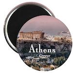 "Athens 2.25"" Magnet (10 pack)"