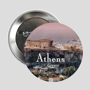 "Athens 2.25"" Button"