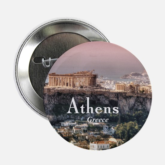 "Athens 2.25"" Button"
