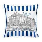 Athens Everyday Pillow