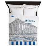 Athens Queen Duvet