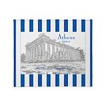 Athens Throw Blanket