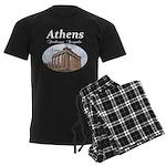 Athens Men's Dark Pajamas