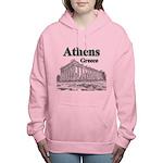Athens Women's Hooded Sweatshirt
