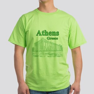 Athens Green T-Shirt