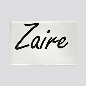 Zaire Artistic Name Design Magnets