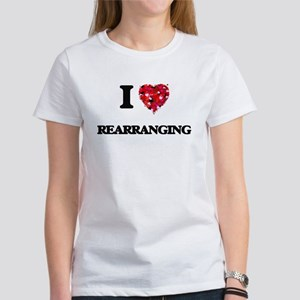 I Love Rearranging T-Shirt