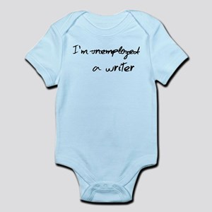 I'm a writer Body Suit