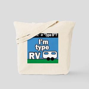 Type RV Tote Bag