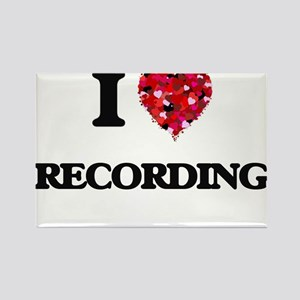 I Love Recording Magnets
