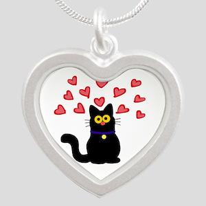 Love Cat Necklaces