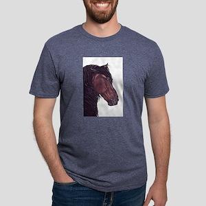 Ash Grey Friesian T-Shirt