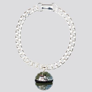Model tugboat Charm Bracelet, One Charm