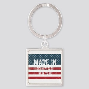 Made in Skaneateles, New York Keychains