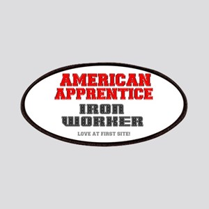 AMERICAN APPRENTICE - IRON WORKER - LOVE AT Patch