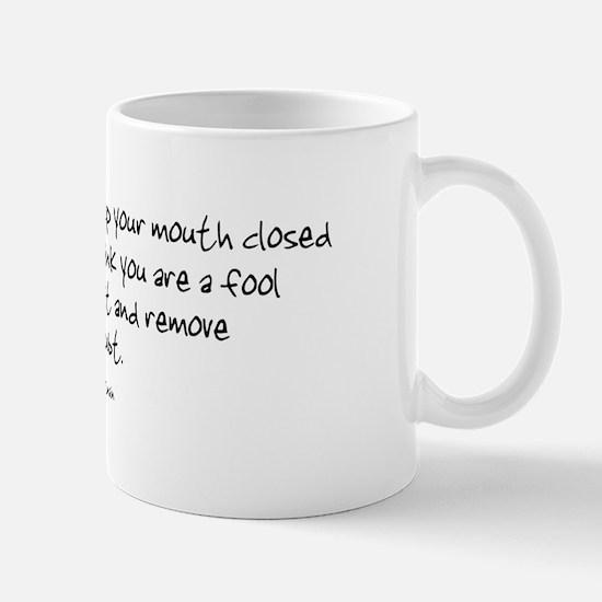 Cute Fool Mug