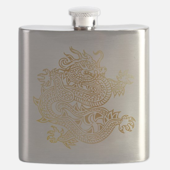 Cute Chinese Flask