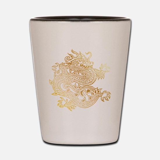 Cute Traditional Shot Glass