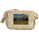 National park Canvas Messenger Bags