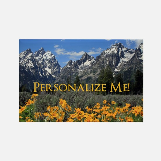 Personalizable Photo So Rectangle Magnet (10 pack)