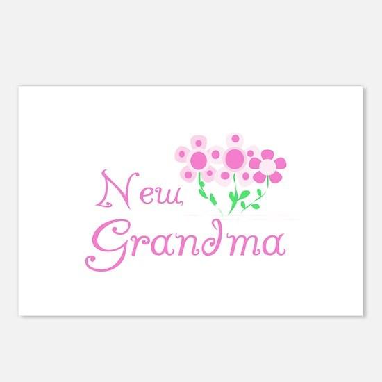 New Grandma Postcards (Package of 8)