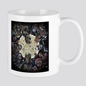 Zombies Full Moon Attack Mug