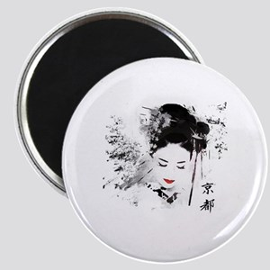 Kyoto Geisha Magnet