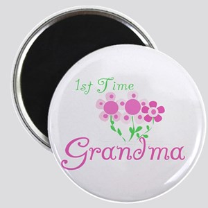 1st Time Grandma Magnet