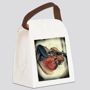 modern art Canvas Lunch Bag