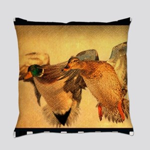 modern art Everyday Pillow
