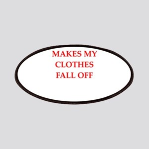 harness racing joke Patch