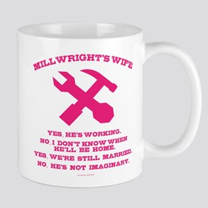 Millwright's Wife Mugs