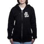 Be You tiful Women's Zip Hoodie