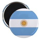 Flag of Argentina Magnet